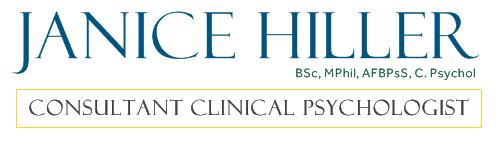 Janice Hiller Clinical Psychologist